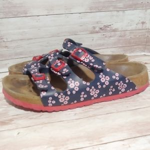 Birkenstock Papillio Florida floral sandals